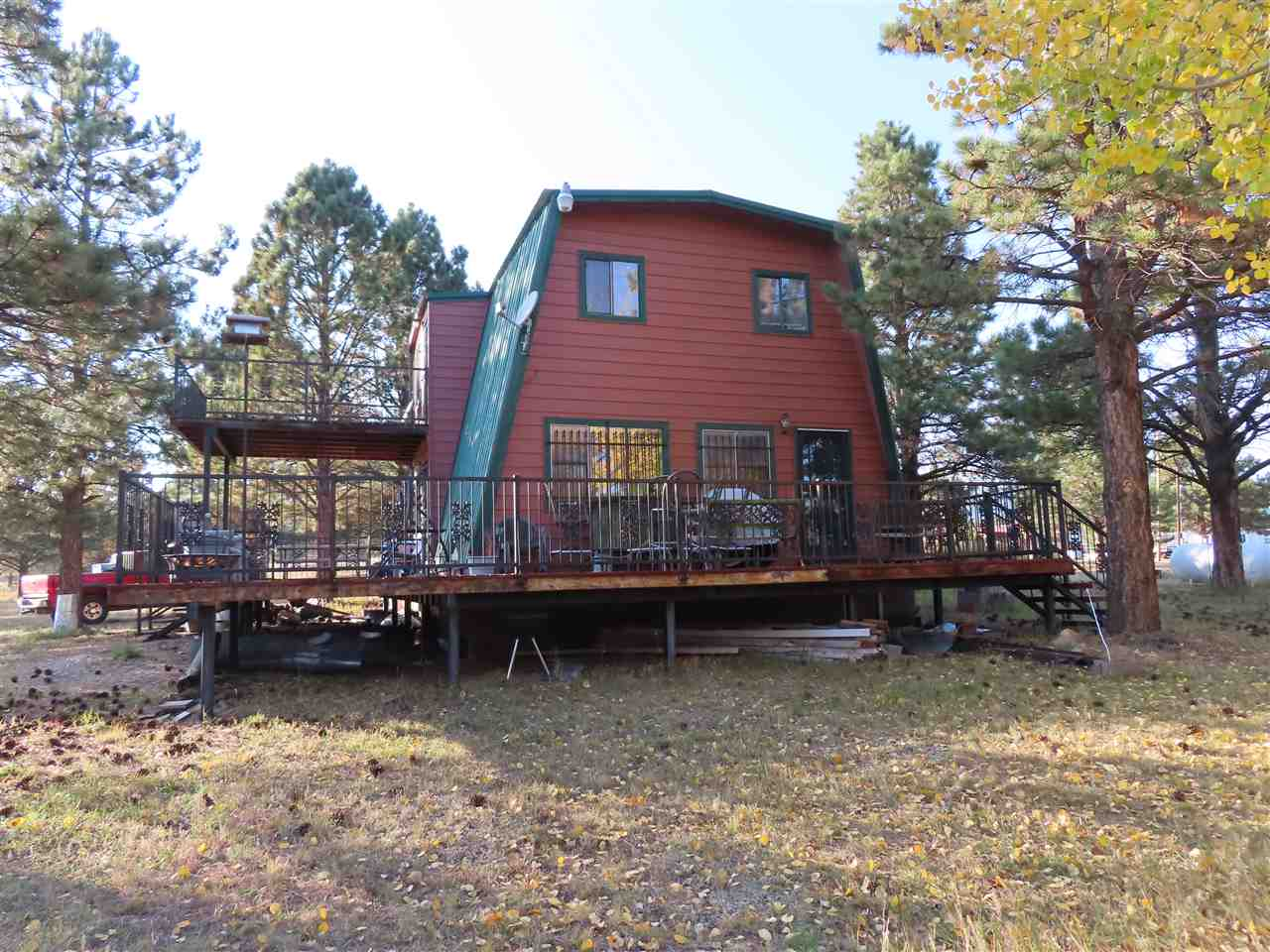 76 Country Club Rd, Angel Fire, NM 87710
