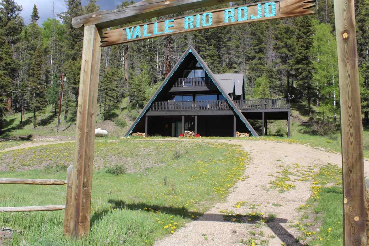 28 Upper Red River Valley Rd, Red River, NM 87558