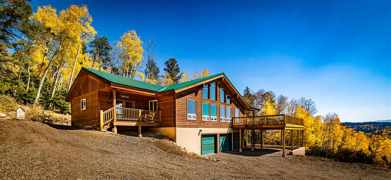 1626 HWY 38 Bobcat Pass, Red River, NM 87558