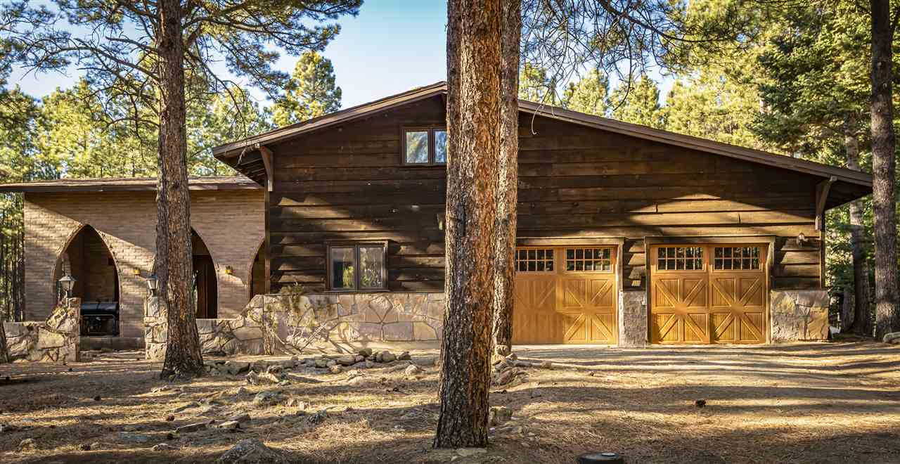 35 Knollwood Way, Angel Fire, NM 87710