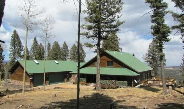 138 Blue Grouse Court, Angel Fire, NM 87710