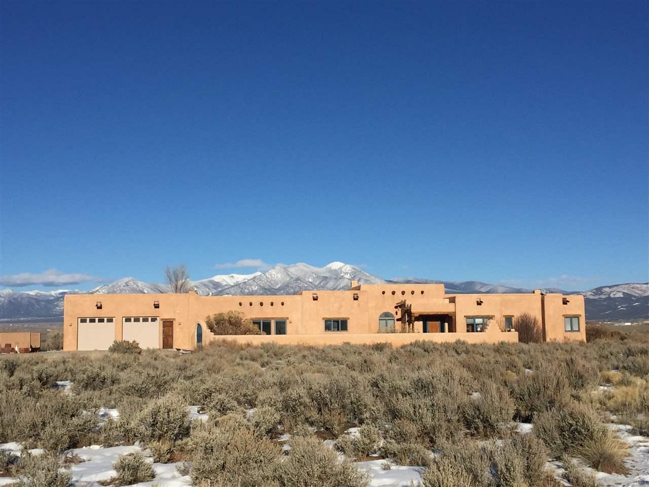 Taos Real Estate, MLS 97788