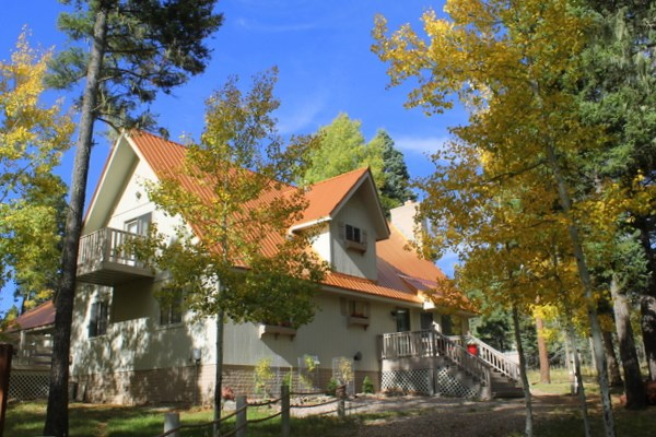 63 Cimarron Trail, Angel Fire, NM 87701