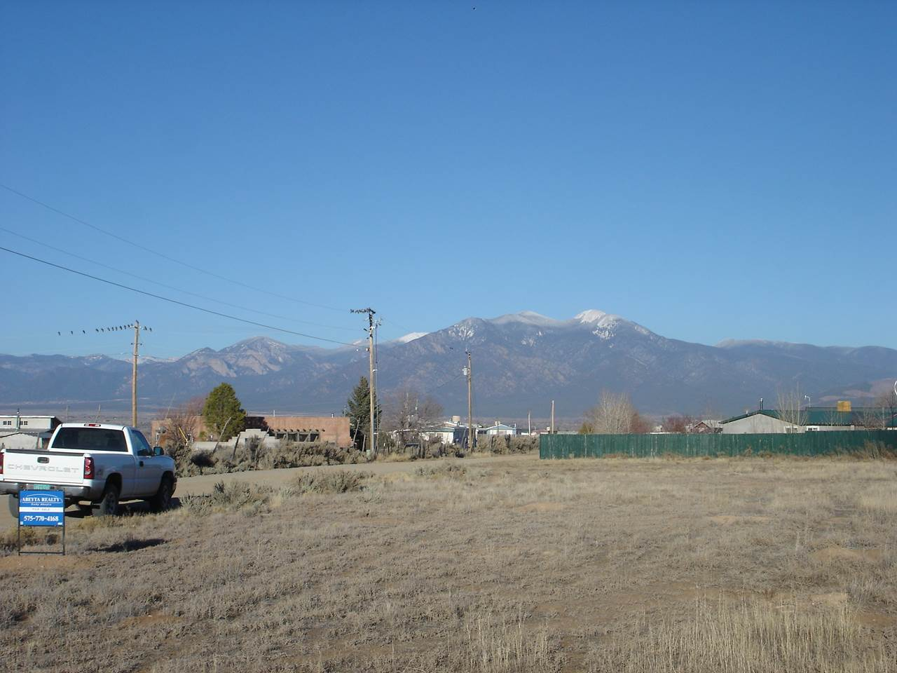 * Bordo Road, Ranchos de Taos, NM 87557