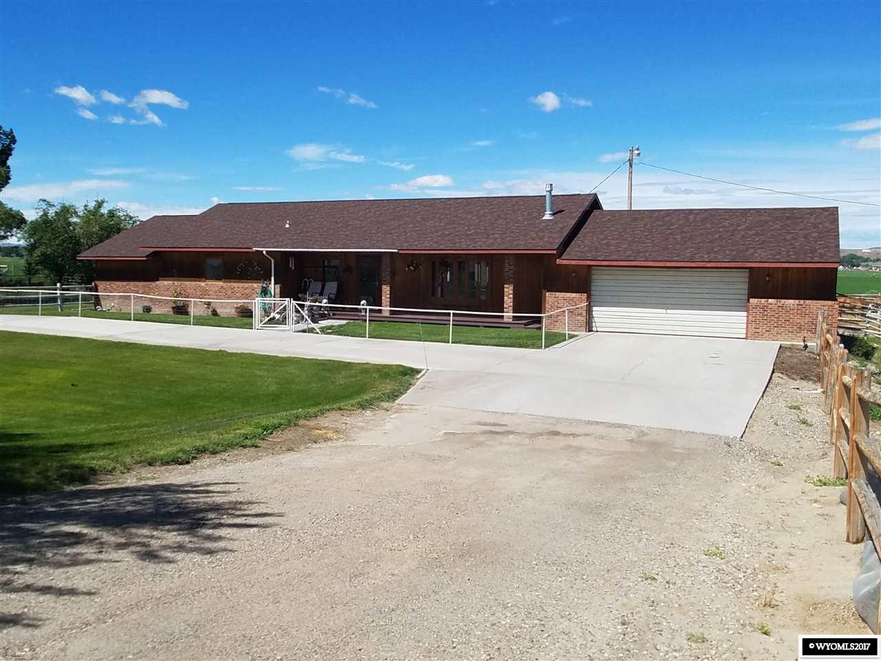 1008 N ROAD 11 ROAD, WORLAND, WY 82401