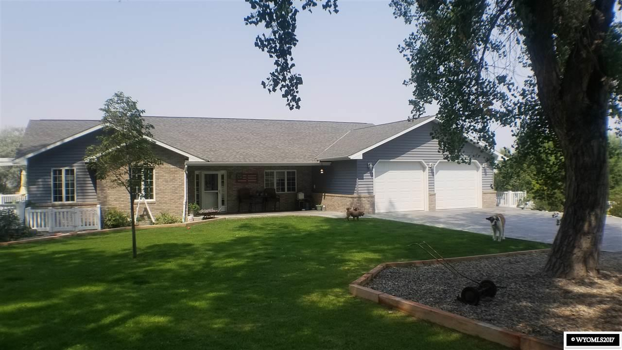 1344 AIRPORT ROAD, WORLAND, WY 82401
