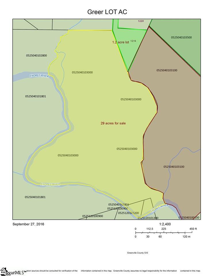 1216 Bradford Creek Taylors, SC 29687