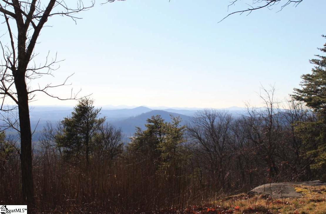 This beautiful homesite on 2.8 acres is conveniently located to the main gate for those who want spectacular views but don't wish to drive to the top of the mountain. The homesite provides the ability to build a lower-level walkout with lovely hardwoods to accentuate the landscaping. A Cliffs Club Membership is available for purchase with the property giving you access to all 7 of The Cliffs Clubs.