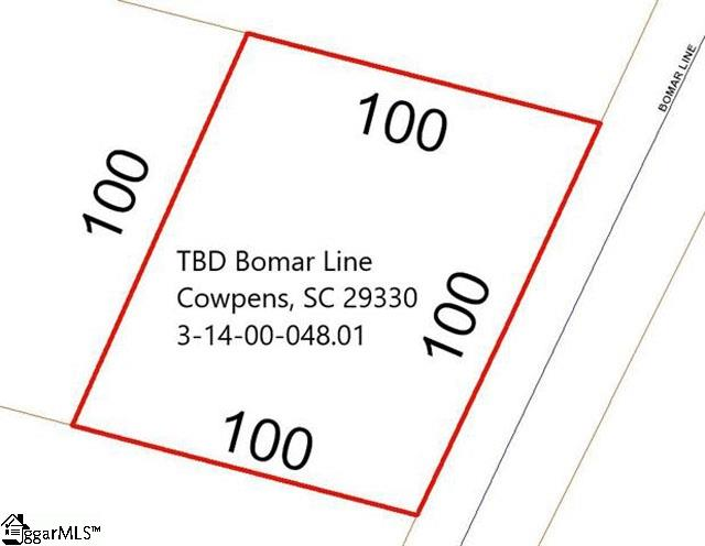 00 Bomar Line Cowpens, SC 29330