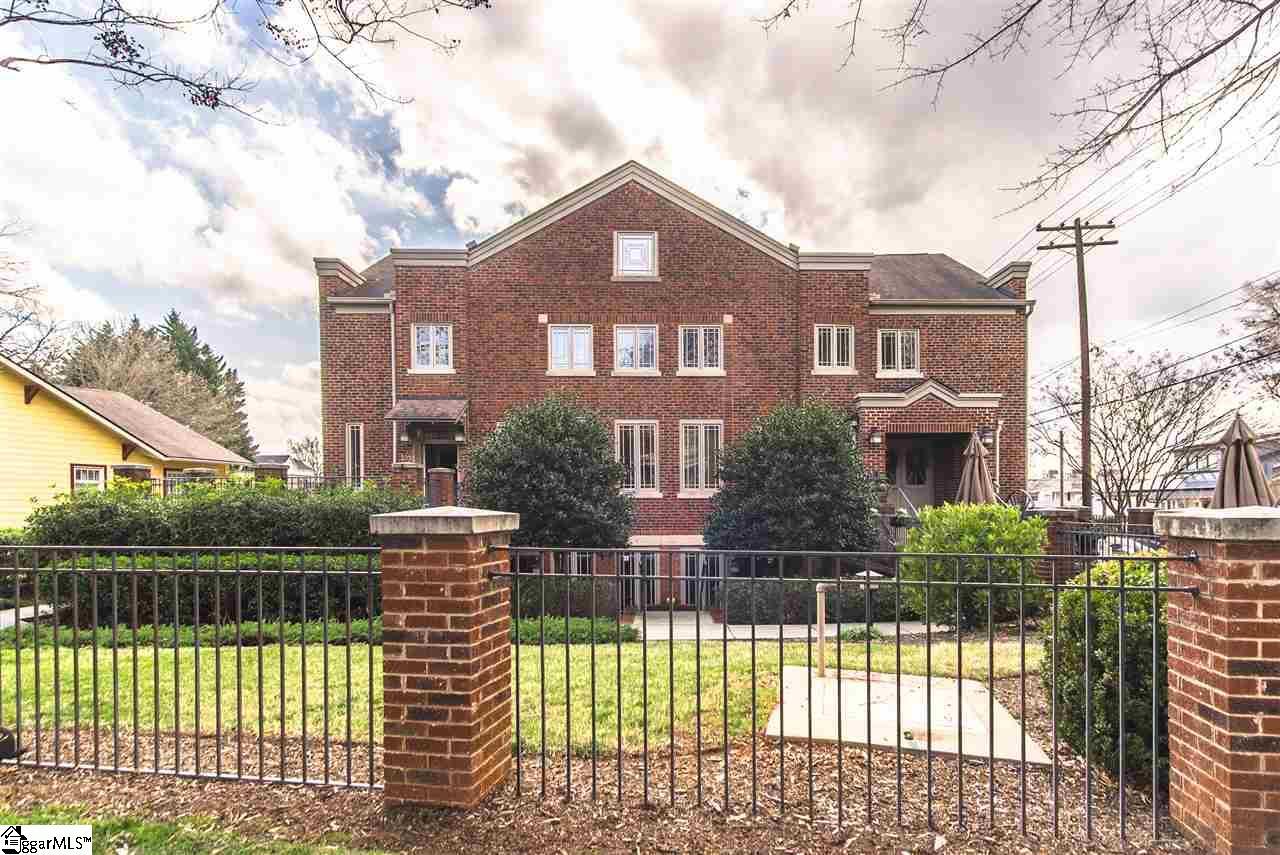 Greenville Sc Historic Homes