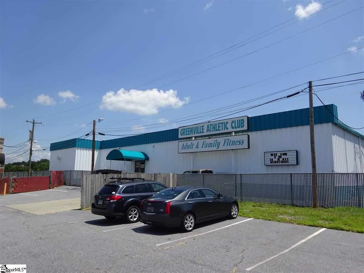 2402 E North Greenville, SC 29615