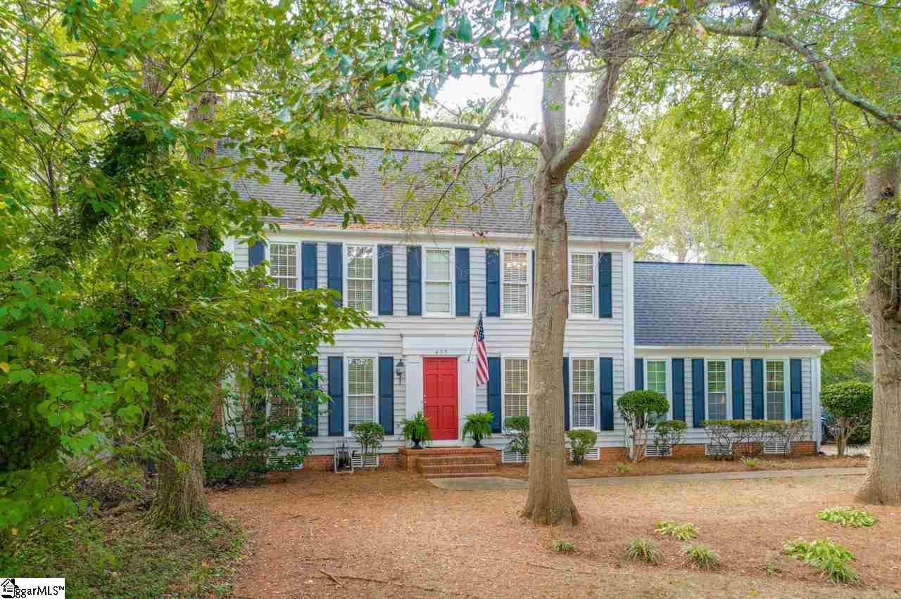 405 Halifax, Greenville, South Carolina