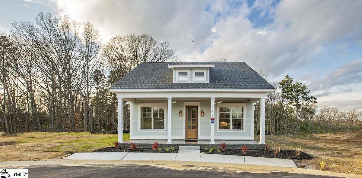 110 Cottage Greenwood, SC 29649