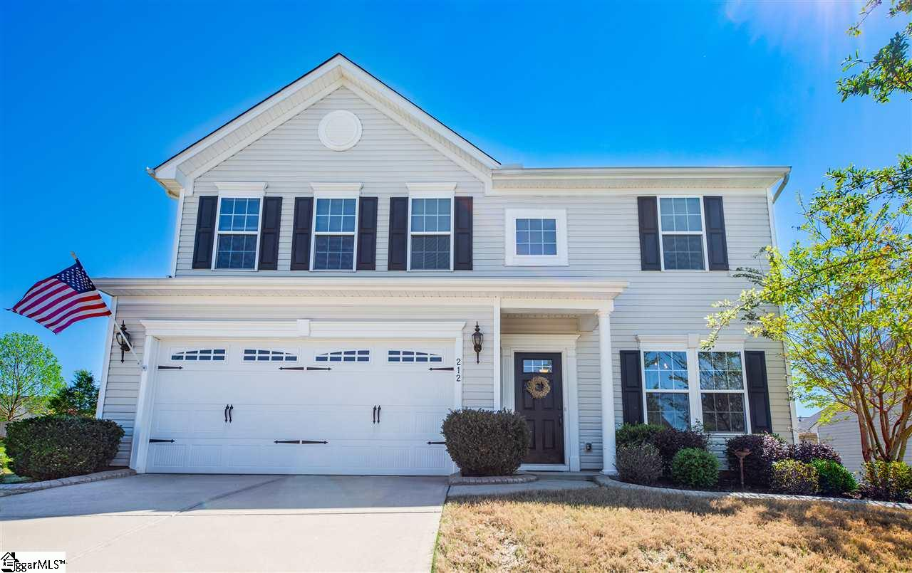 212 Wateree Simpsonville, SC 29680