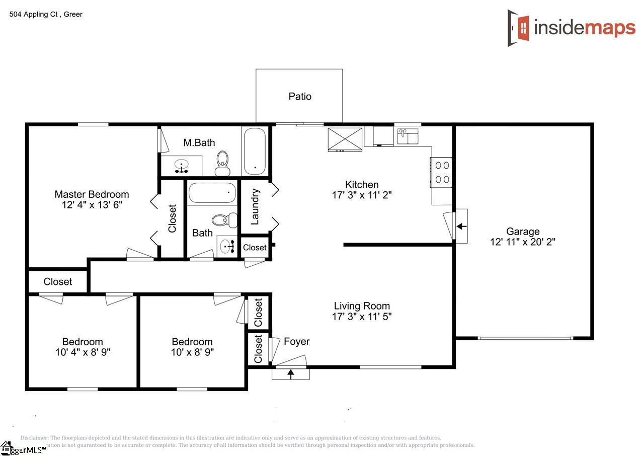 504 Appling Court, Greer, SC 29651   Berkshire Hathaway HomeServices C  Dan  Joyner, REALTORS
