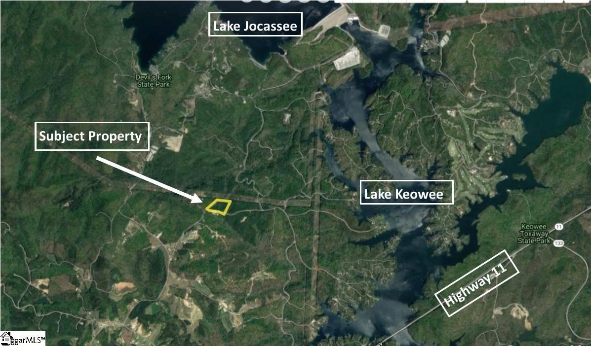 Lake Keowee lots - Fripp Real Estate