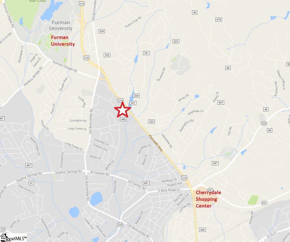 00 Poinsett Highway Greenville, SC 29609