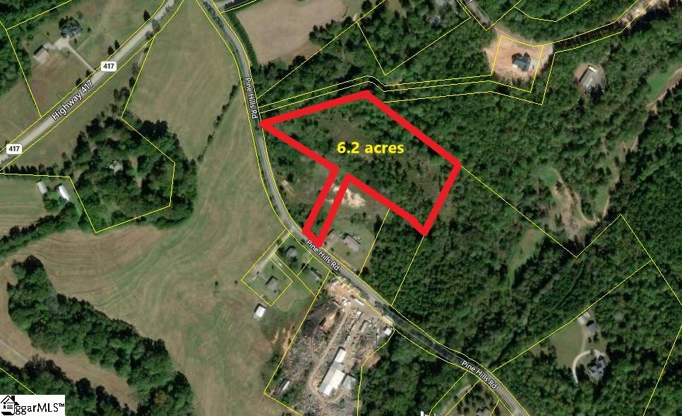 440 Pine Hills Woodruff, SC 29388