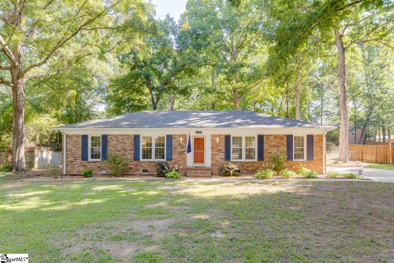 110 Cold Springs Greenville, SC 29607