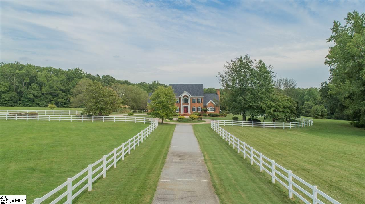 Greenville SC Horse Real Estate - View Horse Farms for Sale