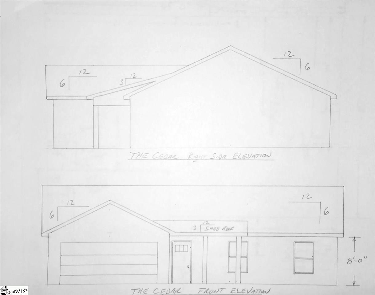 7573 S Old Laurens Gray Court, SC 29645