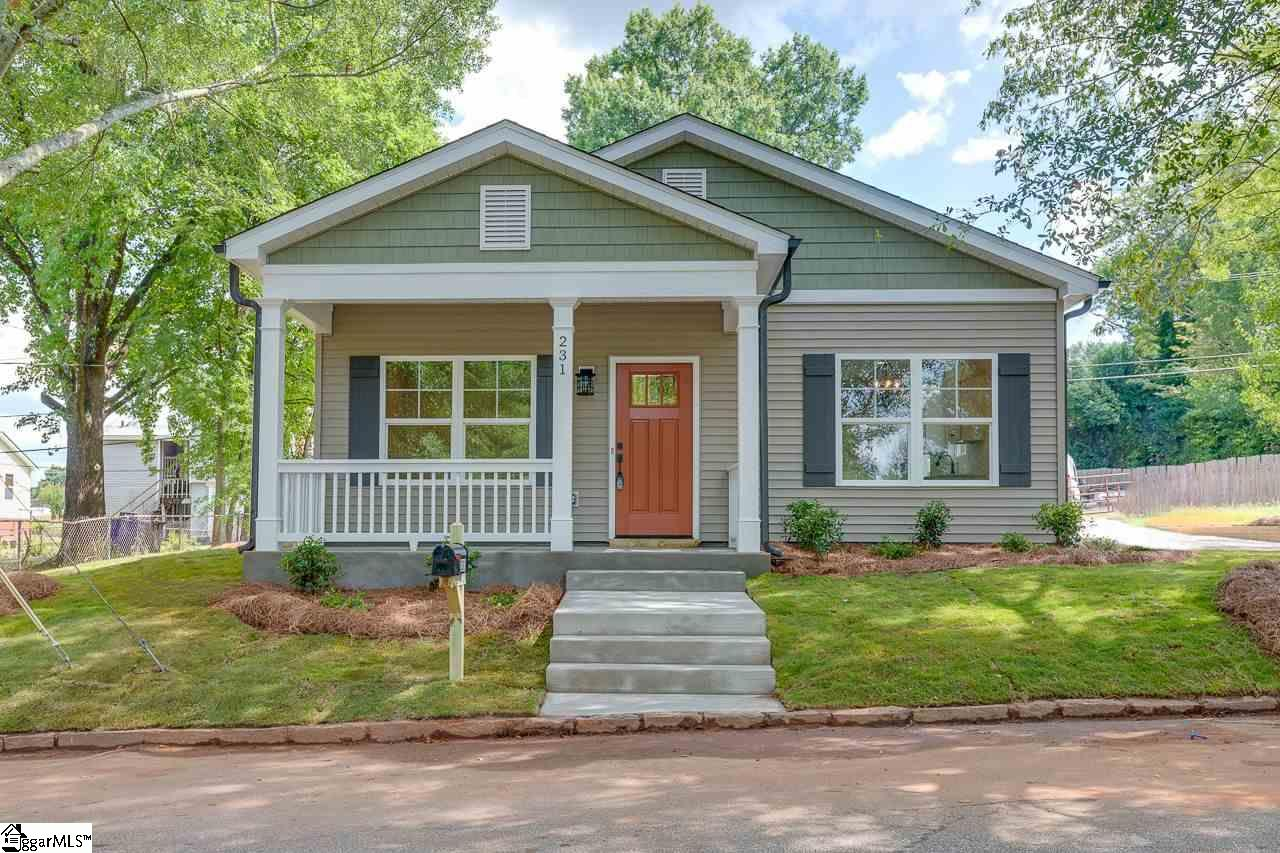 231 Willard Greenville, SC 29611