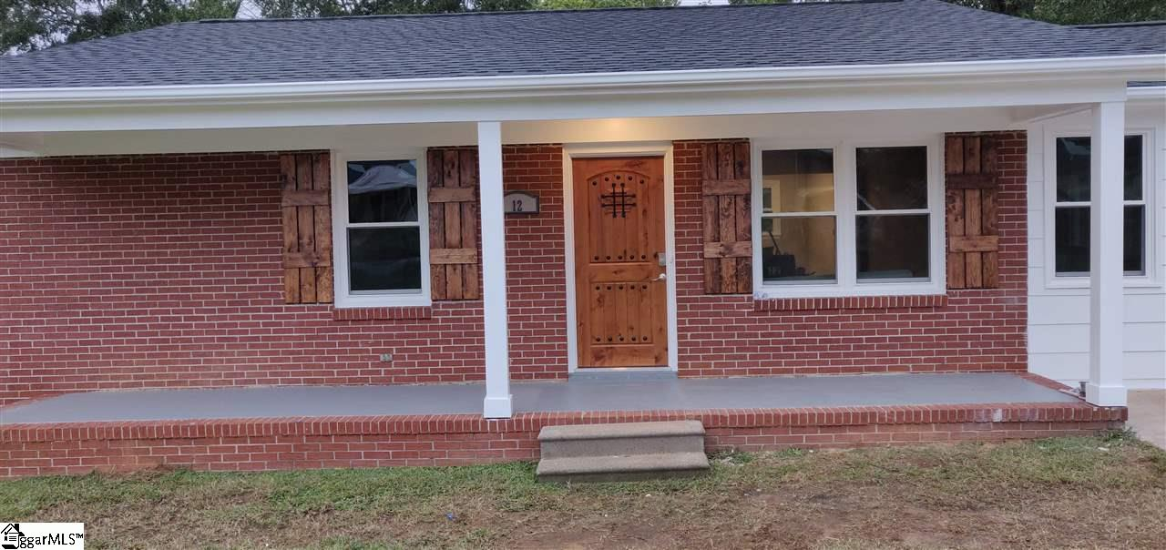 ***MOVE-IN READY/ UPGRADED. 4 bedroom brick ranch with 3 baths on 1/2 acre.  ***Open floor plan;  Kitchen and main baths feature granite countertops; Slate stone backsplash with automated lighting in kitchen; includes new stainless stove, dishwasher, and microwave.  NEW: Architectural roof, windows, HVAC including ducts, water heater, plumbing and electrical fixtures, all flooring, paint; too many upgrades to list.  Oversized 4th bedroom has closet and 1/2 bath.  Large lot with fenced yard and separate fenced large dog run.  Delightful package.