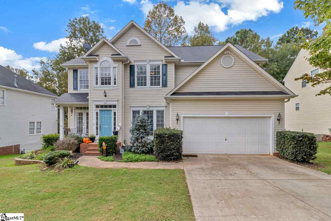 319 Marsh Creek Drive Mauldin, SC 29662-3156