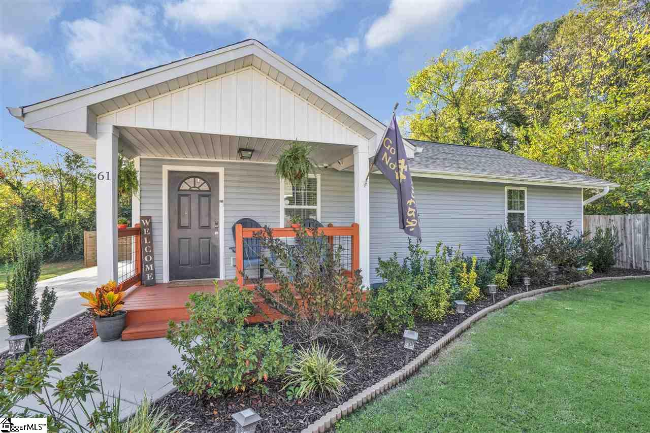 61 Butler Greenville, SC 29601