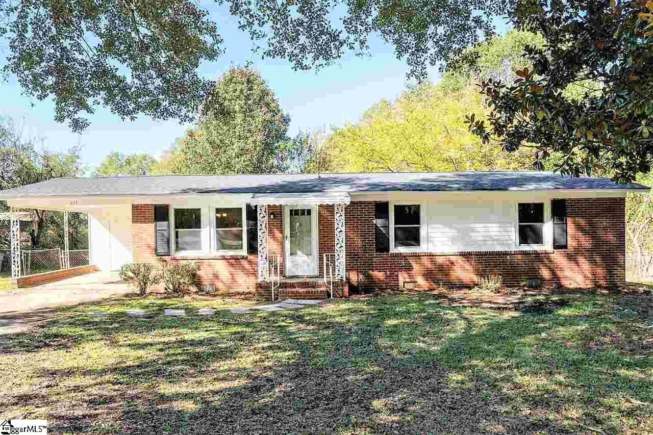 615 Mount Pleasant Road Spartanburg, SC 29307-4111
