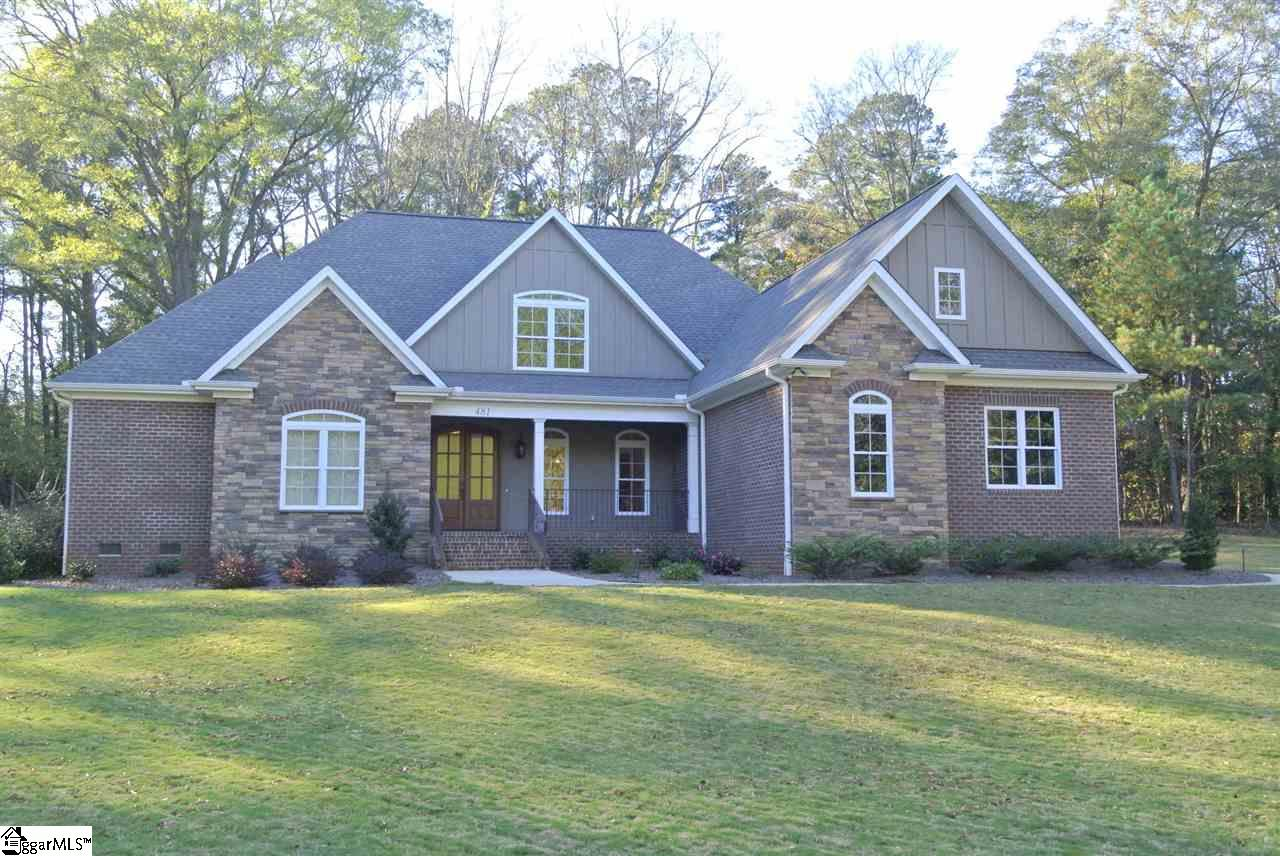 481 Greylogs Lane Spartanburg, SC 29302