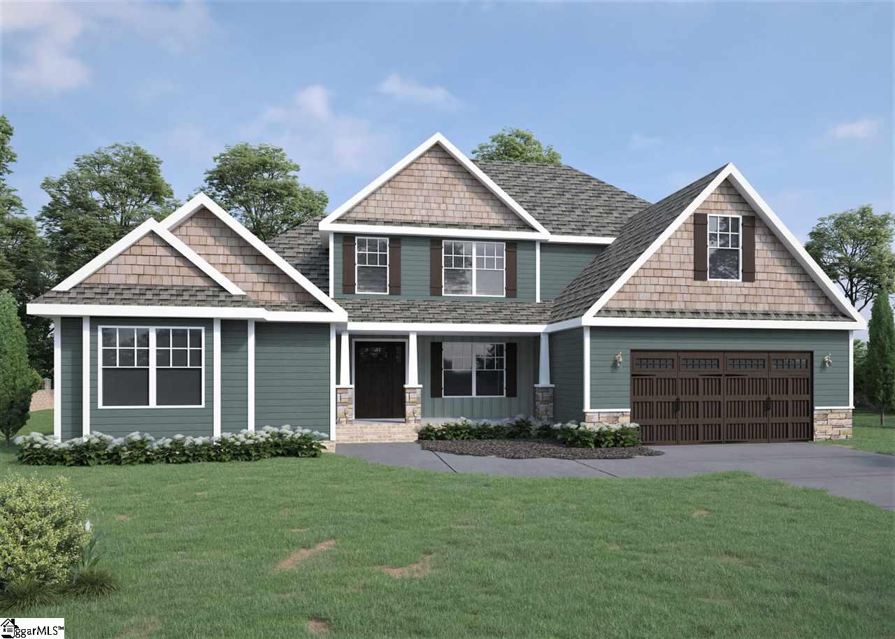 555 Forden Drive Wellford, SC 29385