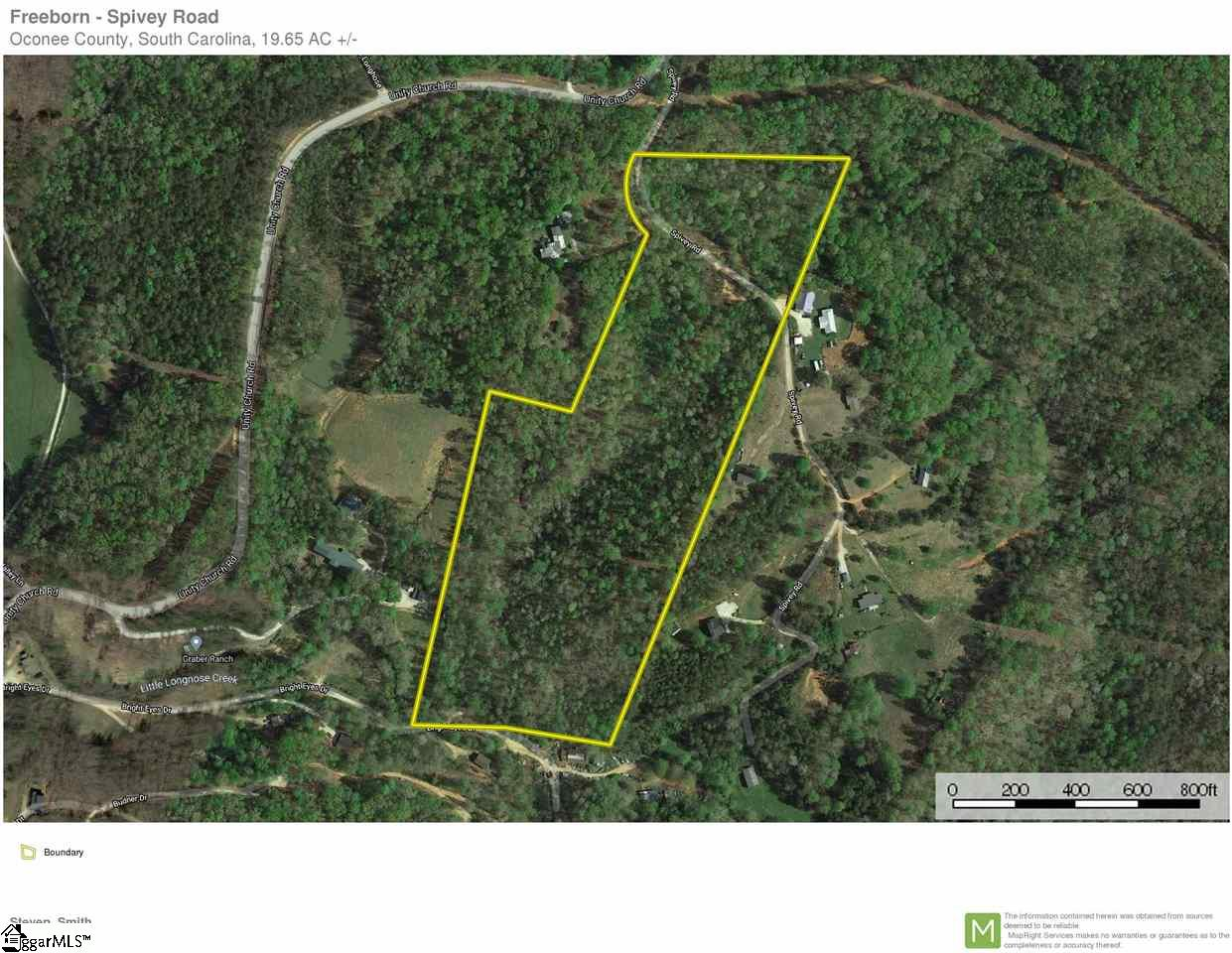 00 Spivey Road Westminster, SC 29693