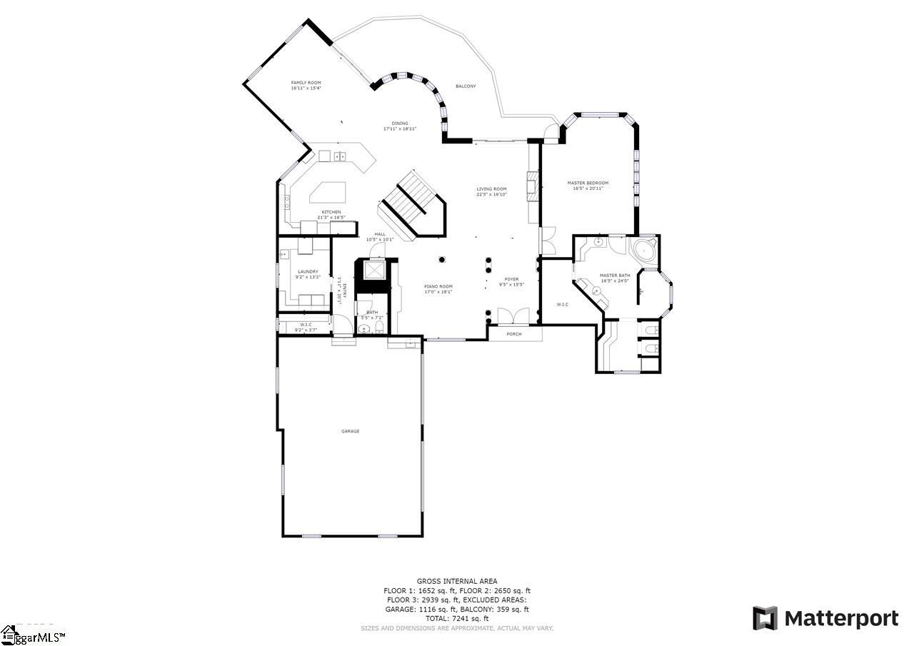 204 E Caledonia Court Inman, SC 29349