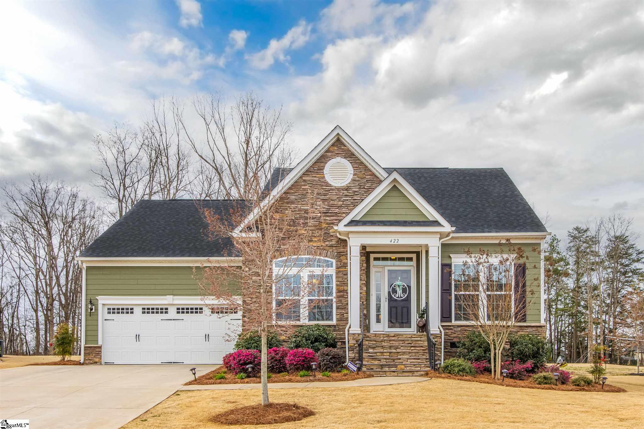 422 Cloverland Lane Duncan, SC 29334
