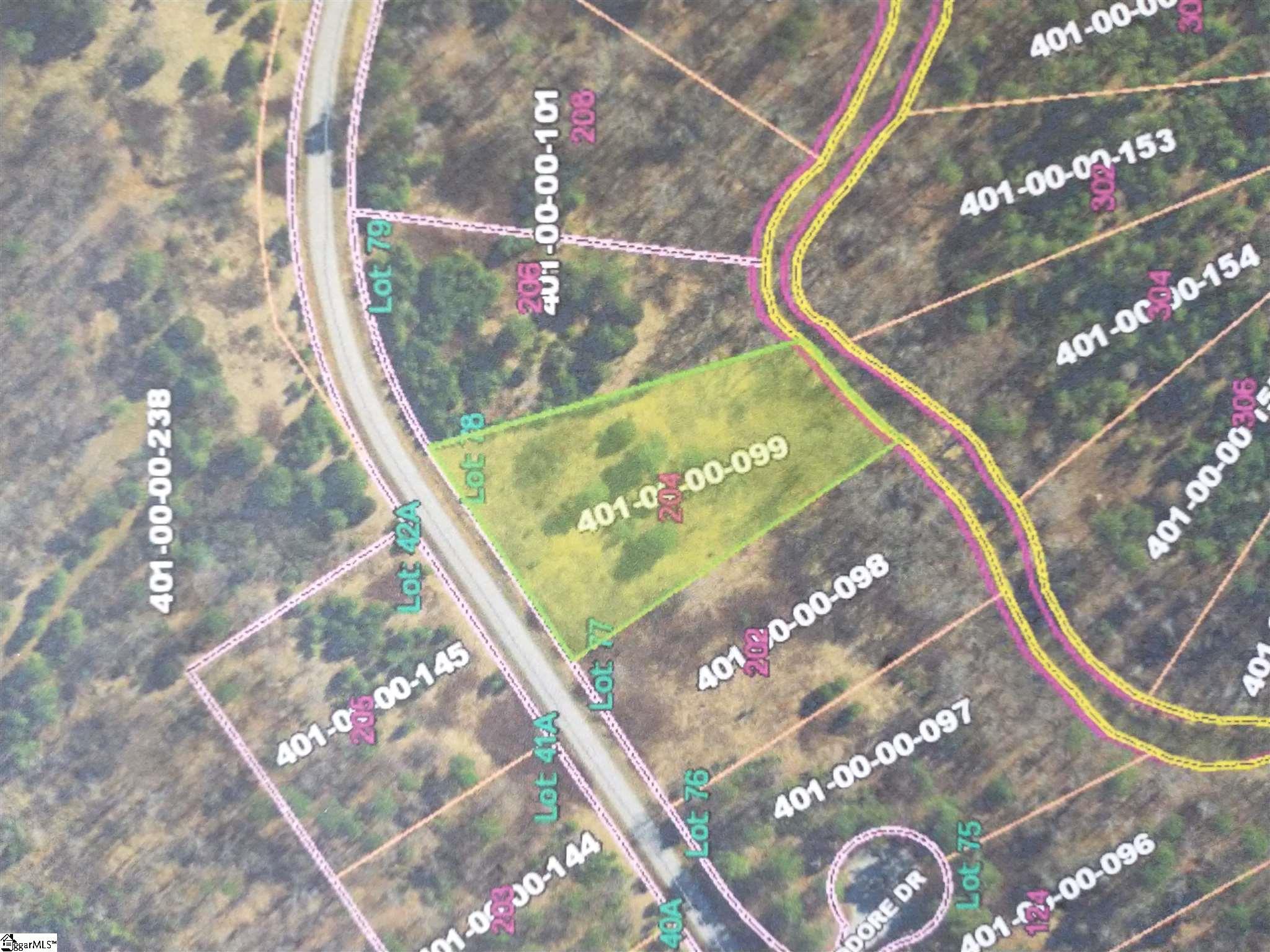 McGowan Springs Drive Cross Hill, SC 29322