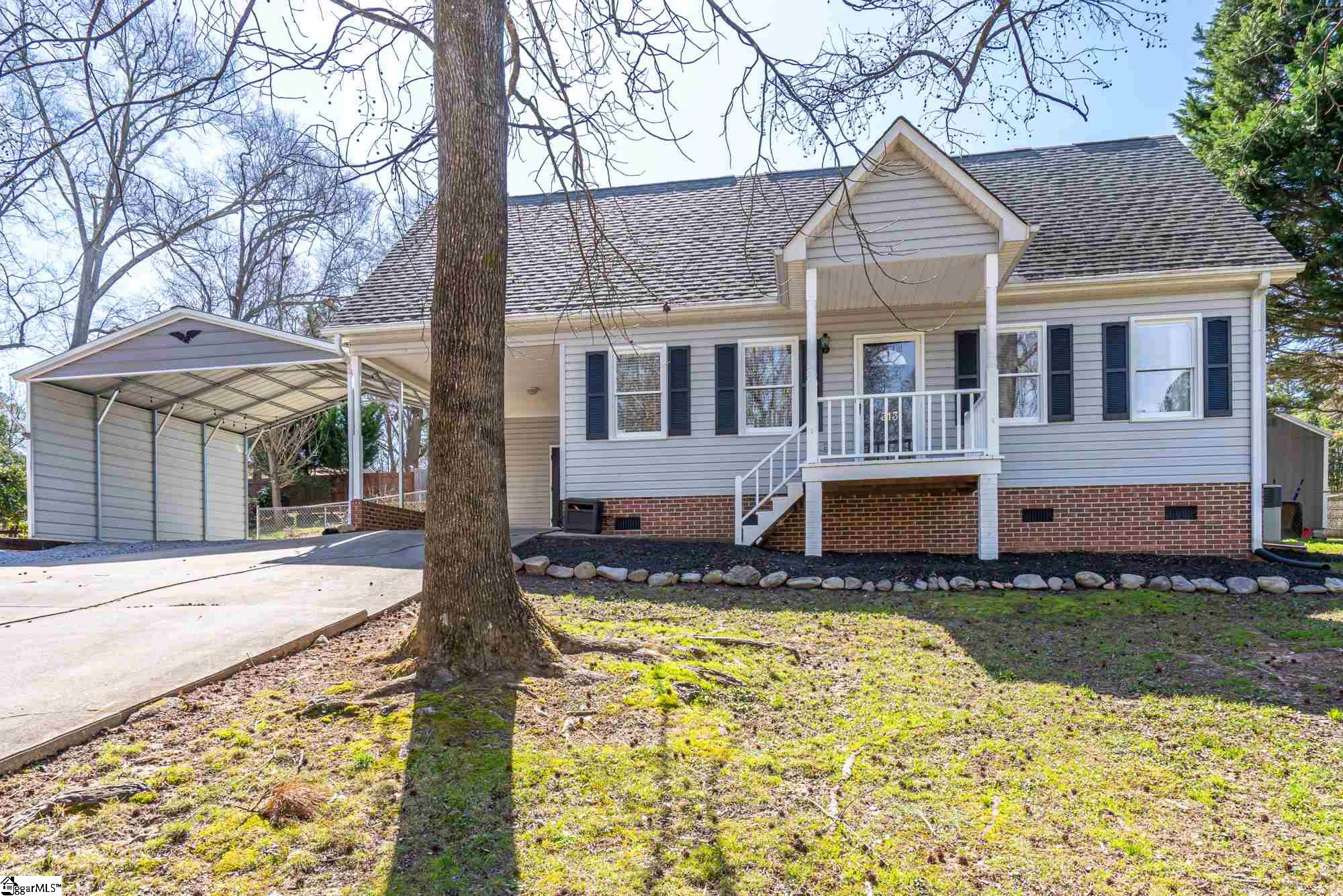313 Brookside Drive Anderson, SC 29625