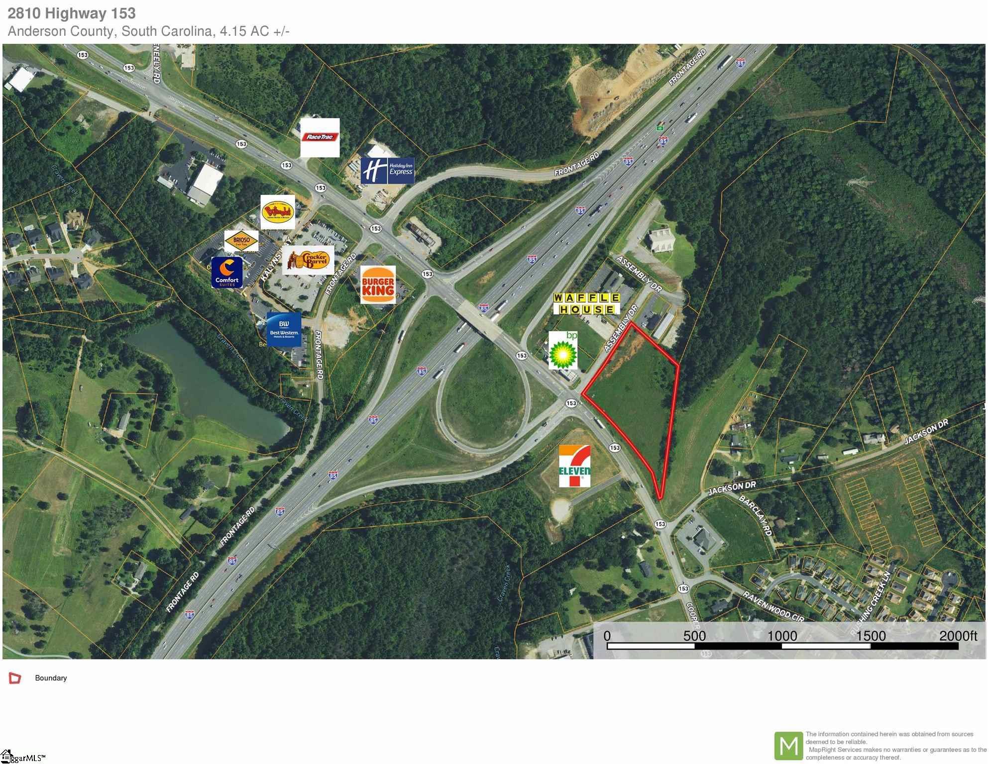 2810 2810 153 Highway Piedmont, SC 29673