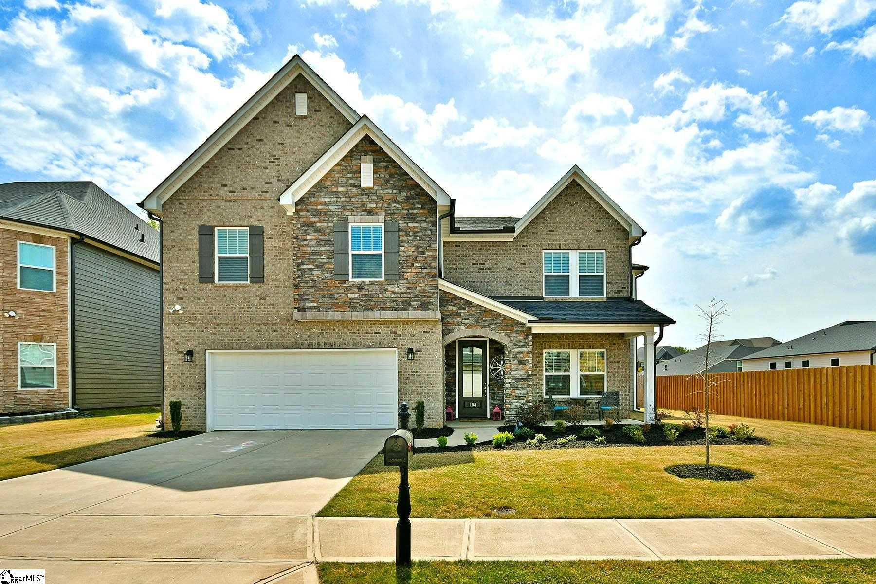 104 Quiet Creek Court Simpsonville, SC 29681