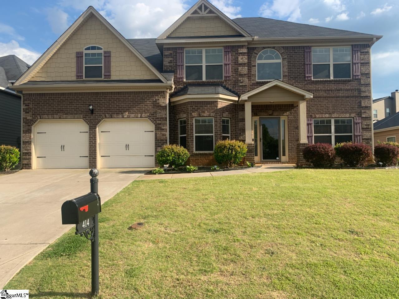 414 Springlakes Estate Drive Lyman, SC 29365