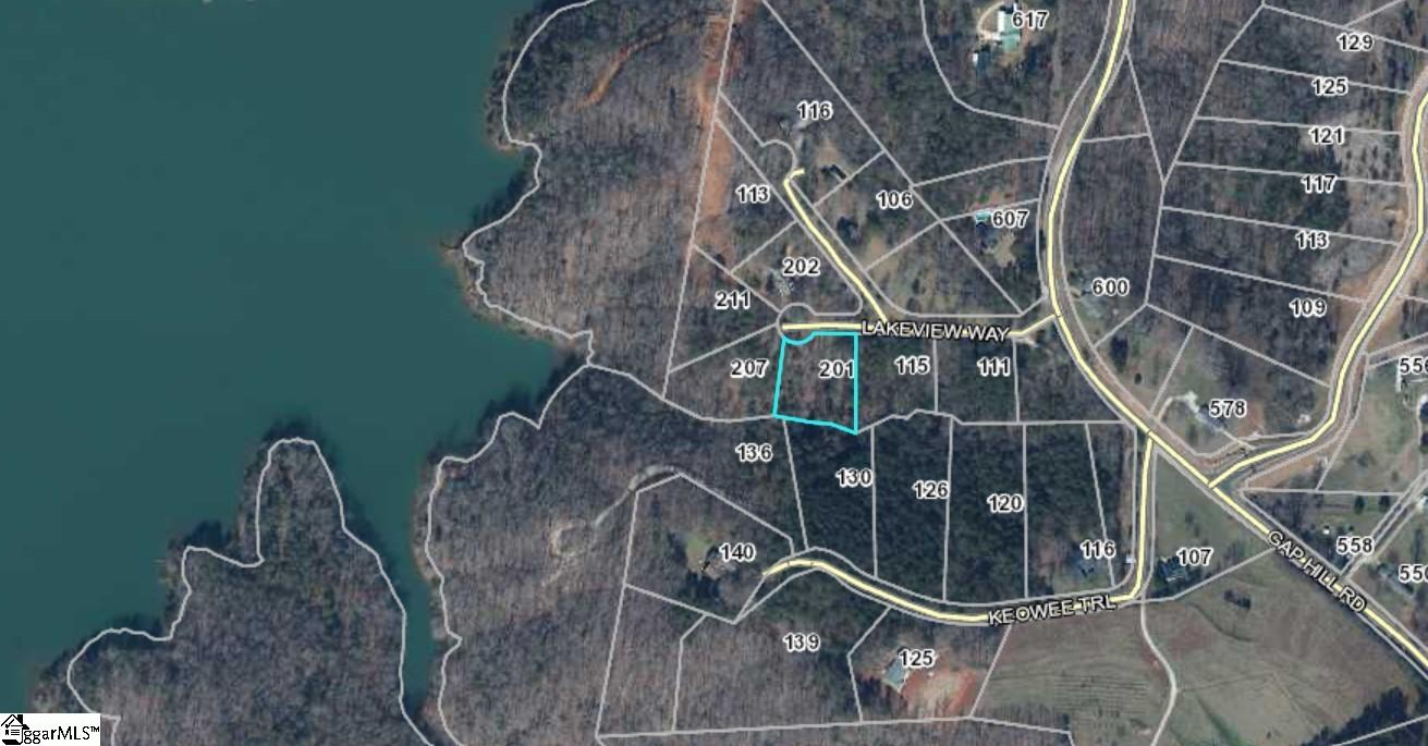 201 Lakeview Way Six Mile, SC 29682