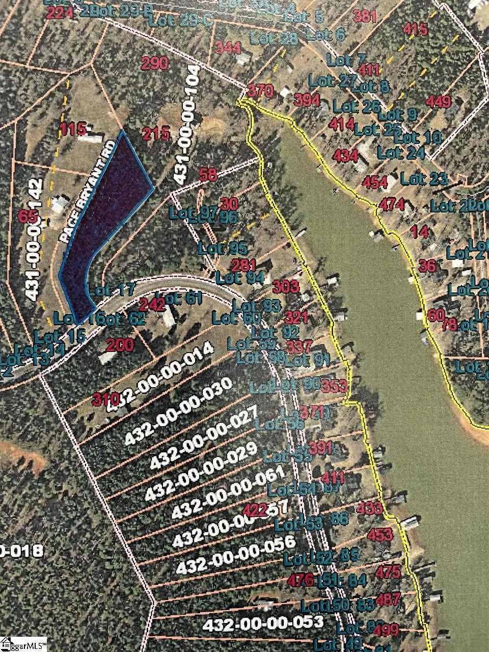 00 Pineland Shores Circle Cross Hill, SC 29332