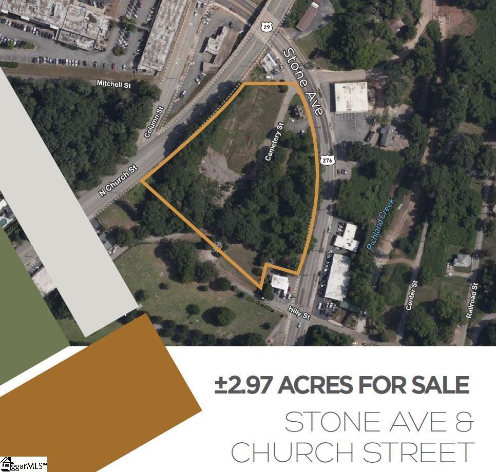 Stone Avenue Greenville, SC 29601