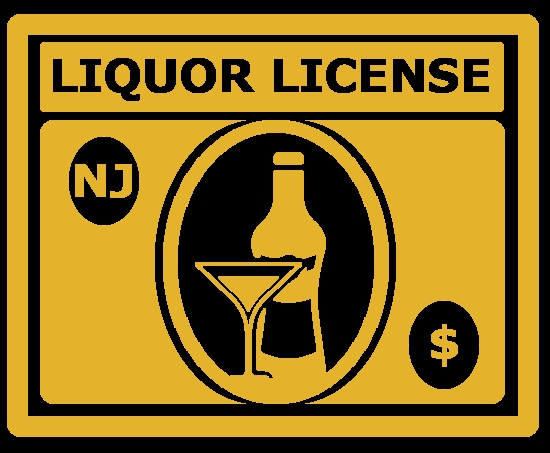 liquor license, JC, Downtown, NJ 07302