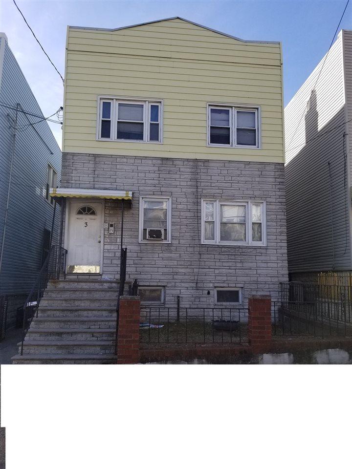 3 CLAREMONT AVE, JC, Bergen-Lafayett, NJ 07305