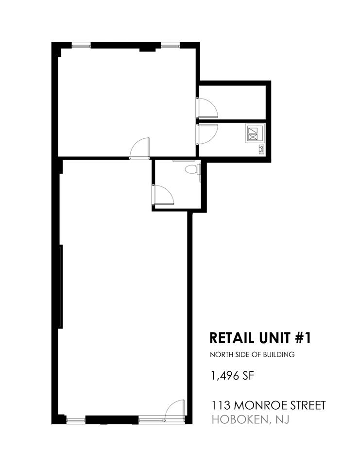 113 MONROE ST, Hoboken, NJ 07030