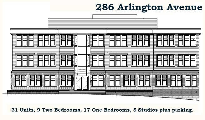 286 ARLINGTON AVE, JC, Bergen-Lafayett, NJ 07304