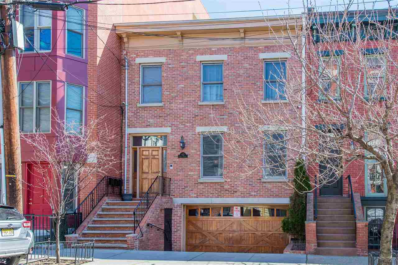 This is a ONE of a kind 2 family property in downtown Jersey City!!! Blocks from Hamilton Park, path train, Holland tunnel, shopping & restaurants. Built 2002, this property sits on a 25x100 lot.  Approximately 4,500 sq ft of living space throughout. It boasts two 3 Bedroom-2 bath units with full balconies, a fully finished bonus recreation space, an exquisite backyard, & full 2 car garage.  The total income is $6,950 per month. Rents are under market.