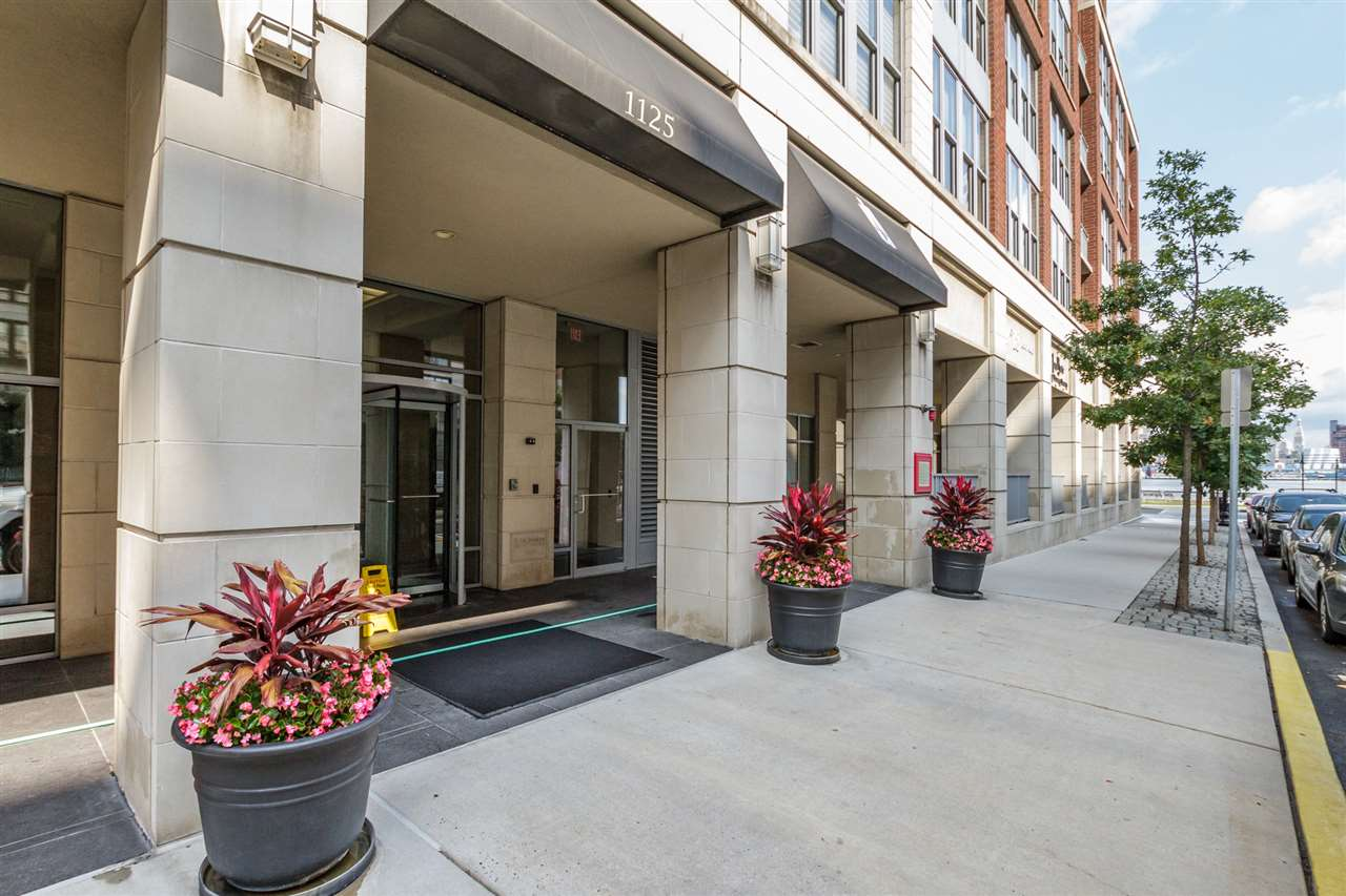 Live in luxury in this gorgeous 1 BR 1.5 Bath Condo in renowned Maxwell Place on the Hudson! Situated in the heart of thriving Hoboken w/incredible waterfront views of the NYC Skyline & Hudson River, the location is next to none! A Commuter's Dream, just mins to the Bus, Ferry, Private Path Shuttle Service, shopping,eateries & more, this is your chance to have it all! Updated interior as just as impressive w/sophisticated customization all through. Open Kitchen feat. SS Appl (NEW Fridge '18), white custom cabinetry, granite counters, custom tiled  backsplash & delightful breakfast bar! NEW 8'' polished HW floors & a fresh neutral palette extend throughout. Spacious & bright L/D combo holds glass sliders to your private 12'x24' terrace, perfect for Outdoor Lovers, Dog Owners or Green Thumb Enthusiasts alike! Large MBR boasts 2 California Closets (1 WIC!), lighted ceiling fan & ensuite bath w/dbl vanity, stall shower & soaking tub-pure bliss! NEW in-unit W&D too! (2018 & under warranty w/onsite service til March 2021) Custom built-in Entertainment Center, Custom blinds & shades, the list of features is endless! Enjoy exclusive amenities such as 24 hr Concierge, 2 Pools, 2 Gyms, Community Rm w/breathtaking city & water views. Landscaped roof gardens w/BBQ's, fireplaces, TV's & more! 1 Parking Spot inc. A TRUE GEM & A MUST SEE!