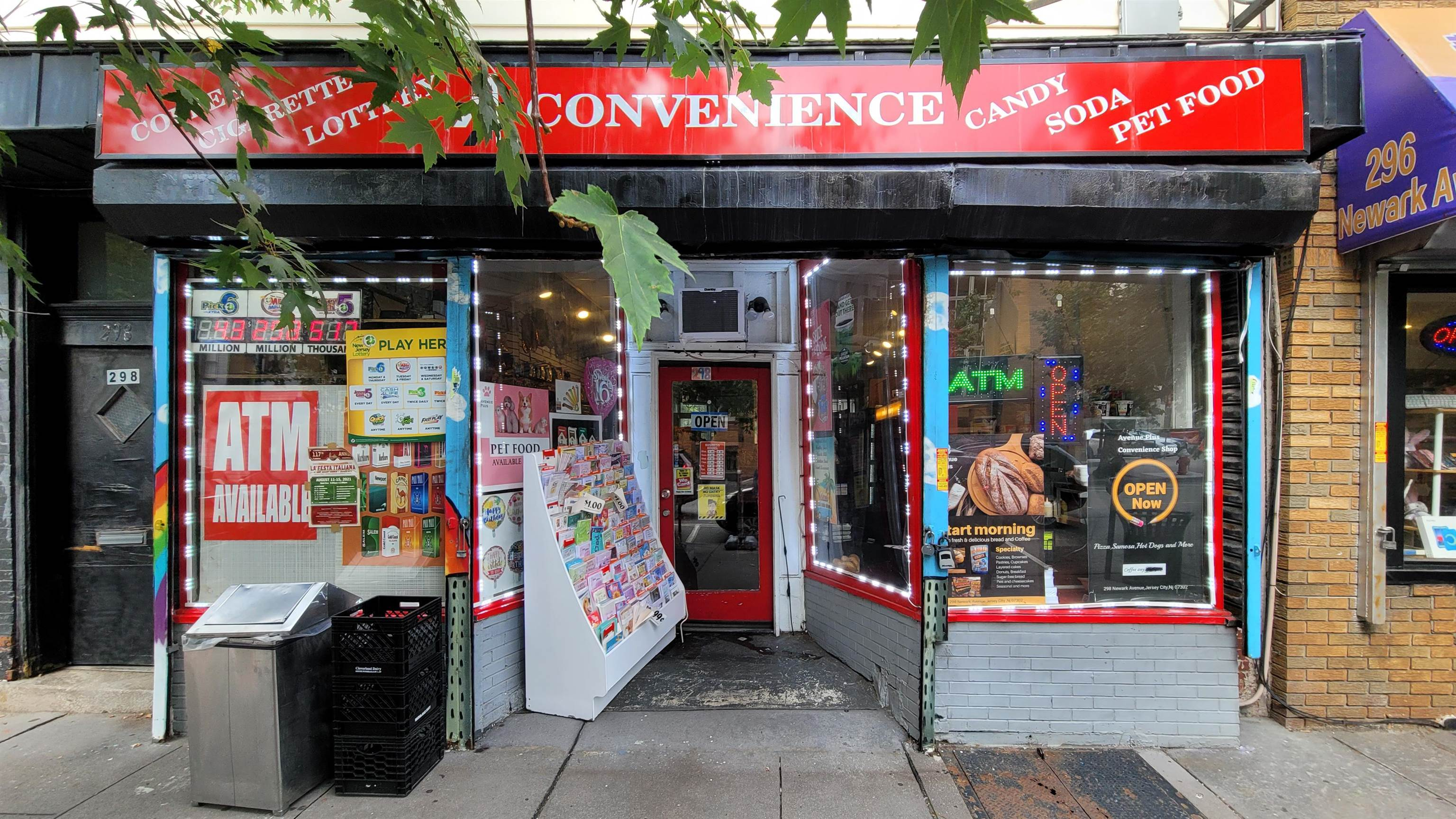 298 NEWARK AVE, JC, Downtown, NJ 07302